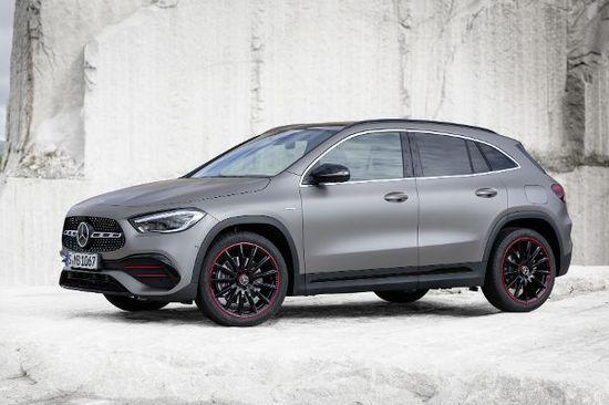 Auto - Verkaufsstart für den Mercedes GLA