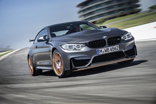 Luxus + Supersportwagen - BMW M4 GTS: Abgeregelt bei 305 km/h