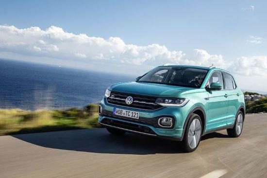 Erlkönige + Neuerscheinungen - VW T-Cross: Das Quartett ist komplett