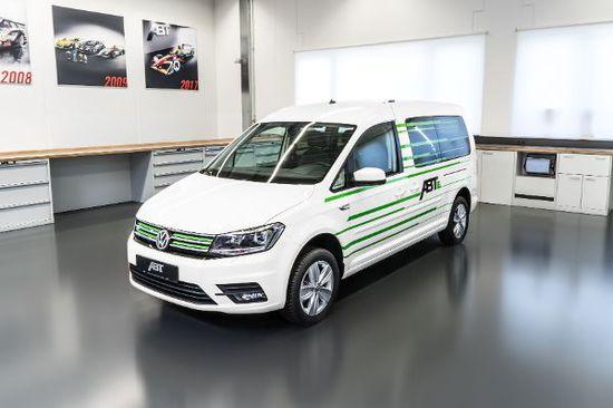 Elektro + Hybrid Antrieb - Auch Abt elektrisiert