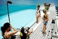 Tuning - MISS TUNING Foto-Shooting auf den British Virgin Islands: Tag 2