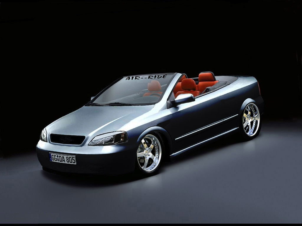 opel astra g cabrio tuning deine. Black Bedroom Furniture Sets. Home Design Ideas