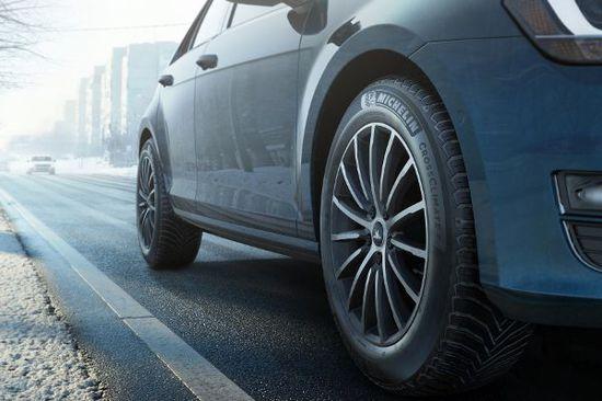 Felgen + Reifen - Michelin CrossClimate 2: Einer für alles