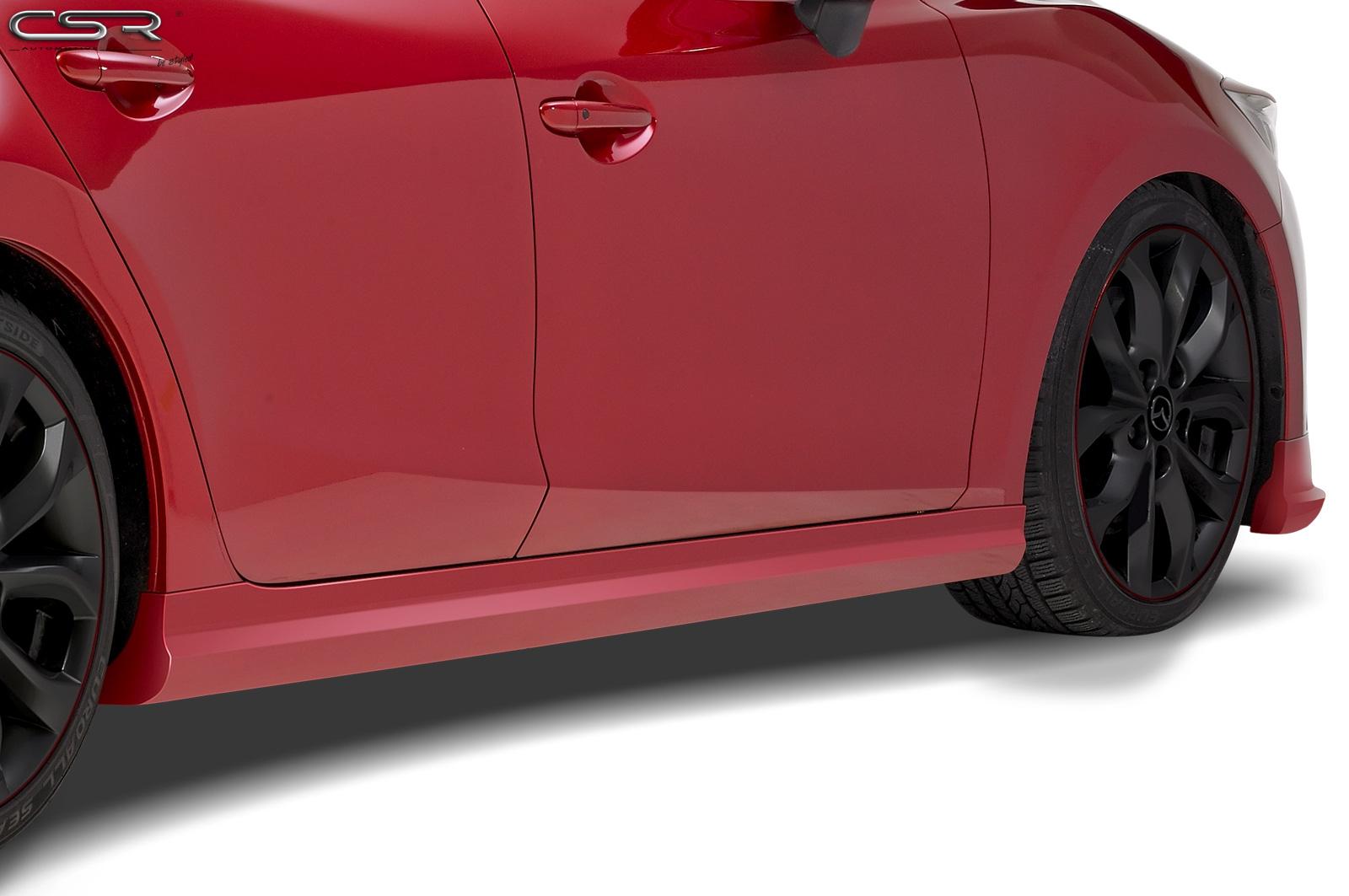aktuelle neuheiten in der csr automotive tuningwelt. Black Bedroom Furniture Sets. Home Design Ideas