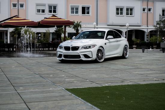 Tuning - BMW M2 Coupé: Ultimativer Spaß im weißen Gewand