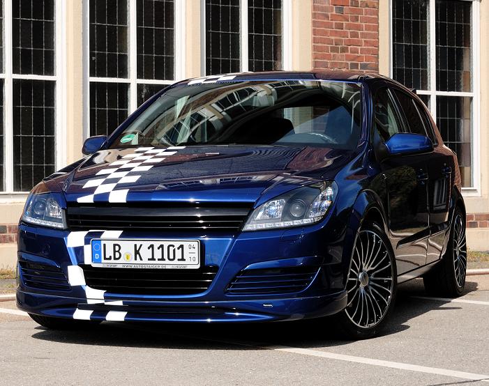 Auto Opel Astra H - pagenstecher.de - Deine Automeile im Netz