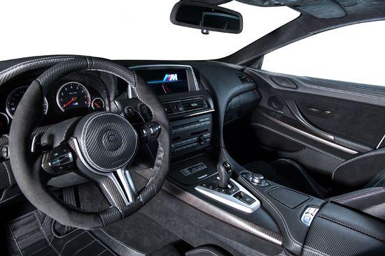 Luxus + Supersportwagen - Eines der stärksten BMW M6 Gran Coupés der Welt kommt von  G-POWER