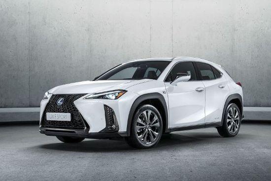 Erlkönige + Neuerscheinungen - Lexus UX ab 33.950 Euro