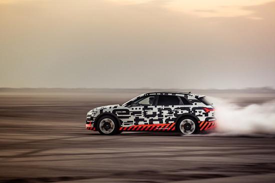 Elektro + Hybrid Antrieb - Audi ist einziger Hersteller mit ASI-Zertifikat