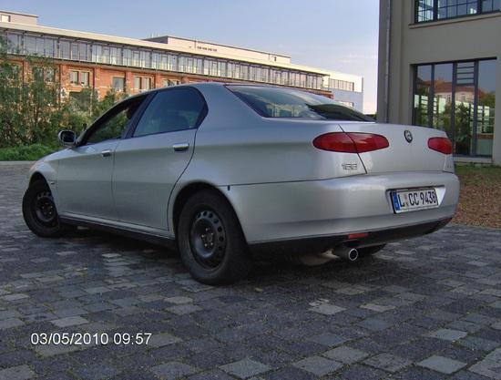 alfa romeo 166 tuning. weitere Alfa Romeo - 166
