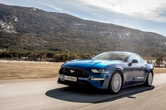 Tuning + Auto Zubehör - Sanfte Klänge für den Ford Mustang