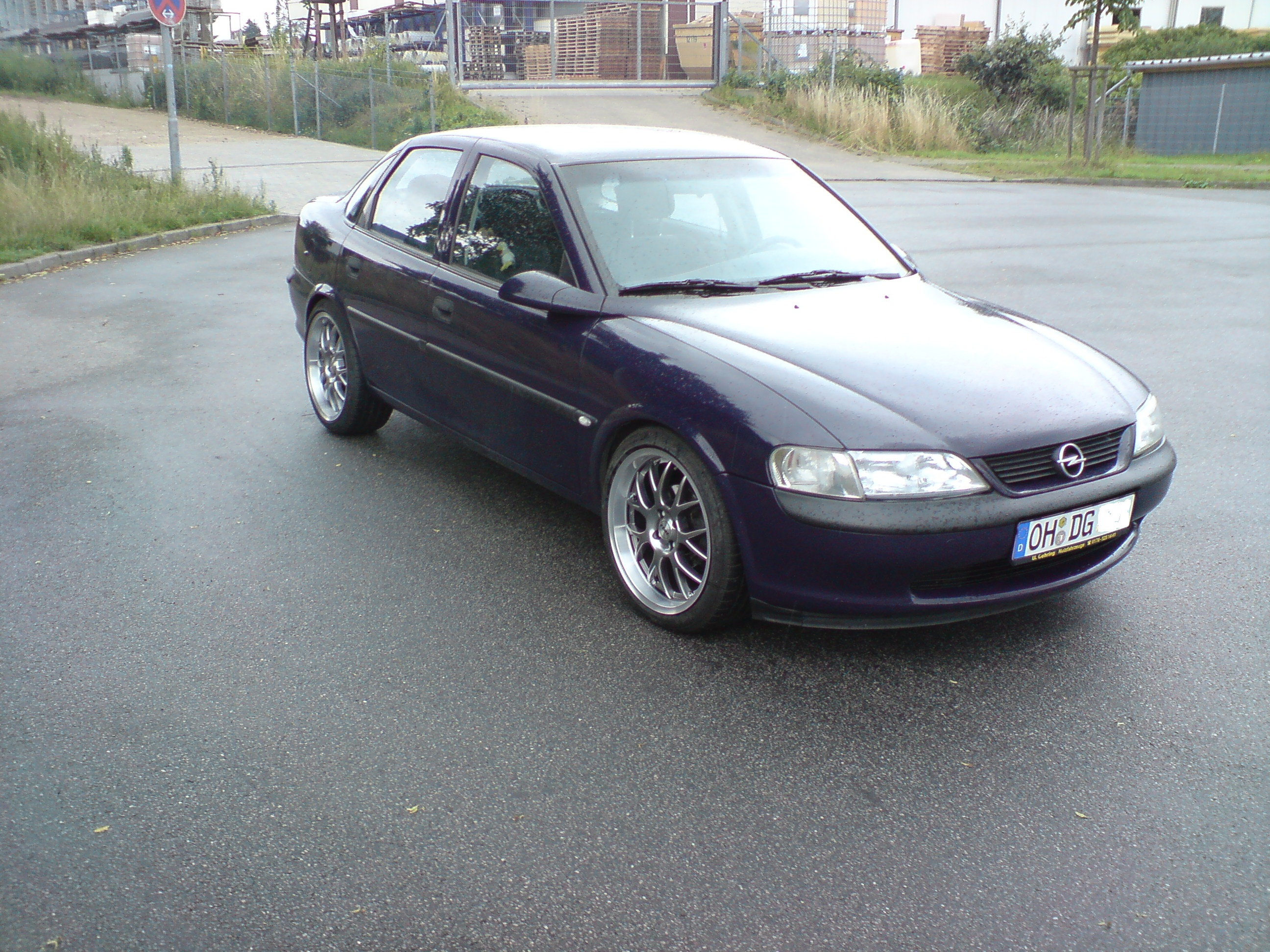 Auto opel vectra b 1 6 16v deine for A to b motors