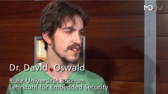 """Auto - Der """"Auto-Hacker"""" Dr. David Oswald im Interview bei MD.TALK"""