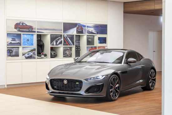 Erlkönige + Neuerscheinungen - [ Video ] Der neue Jaguar F-TYPE – Formvollendet, stylisch und dynamisch