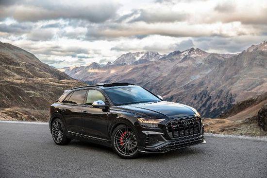 Erlkönige + Neuerscheinungen - Abt macht den Audi SQ8 TDI noch flotter