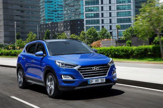 Erlkönige + Neuerscheinungen - Frischer Wind beim Hyundai Tucson