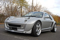 Tuning - Veredelter Roadster-Exot: 17-Zöller und mehr am Smart Roadster-Coupé