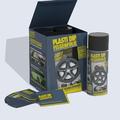 Tuning + Auto Zubehör - PlastiDip Felgenfolie zum Aufsprühen Testbericht 1