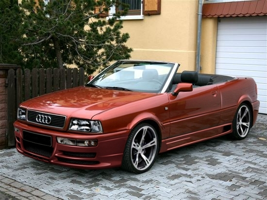 blog eintrag andere felgen zum fake audi 80 cabrio. Black Bedroom Furniture Sets. Home Design Ideas