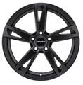 Felgen + Reifen - OXIGIN Leichtmetallräder – CARMANI 16 Anton in black matt