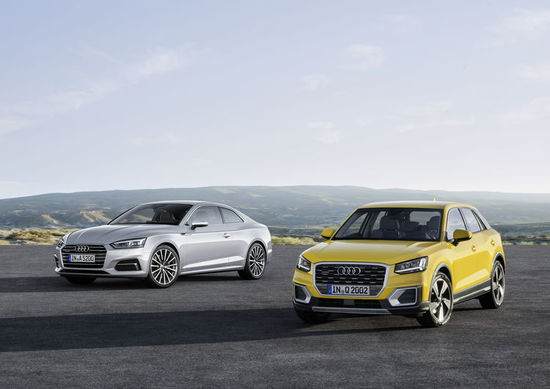 Auto - Audi setzt Produkt-Offensive fort