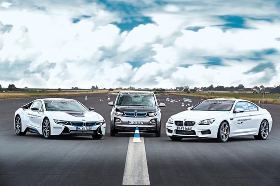 Auto - BMW bietet i8-Fahrtrainig an