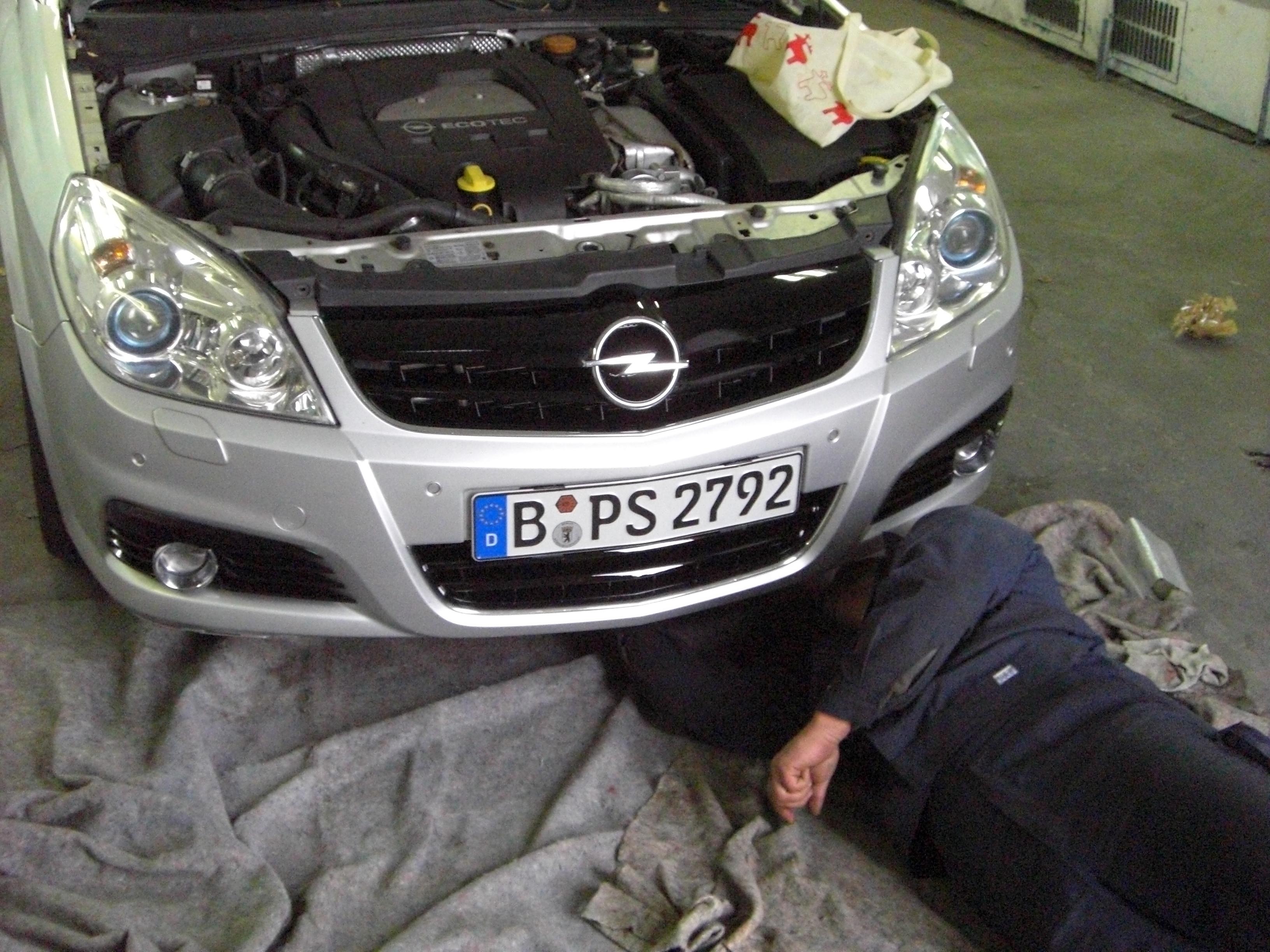 Auto Opel Signum V6 Turbo