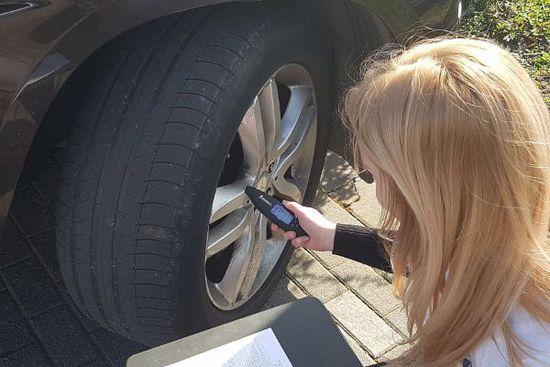 Felgen + Reifen - Reifen-Check vor der Urlaubsfahrt