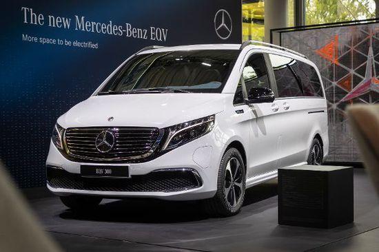 Auto - So breit ist Mercedes-Benz Vans aufgestellt