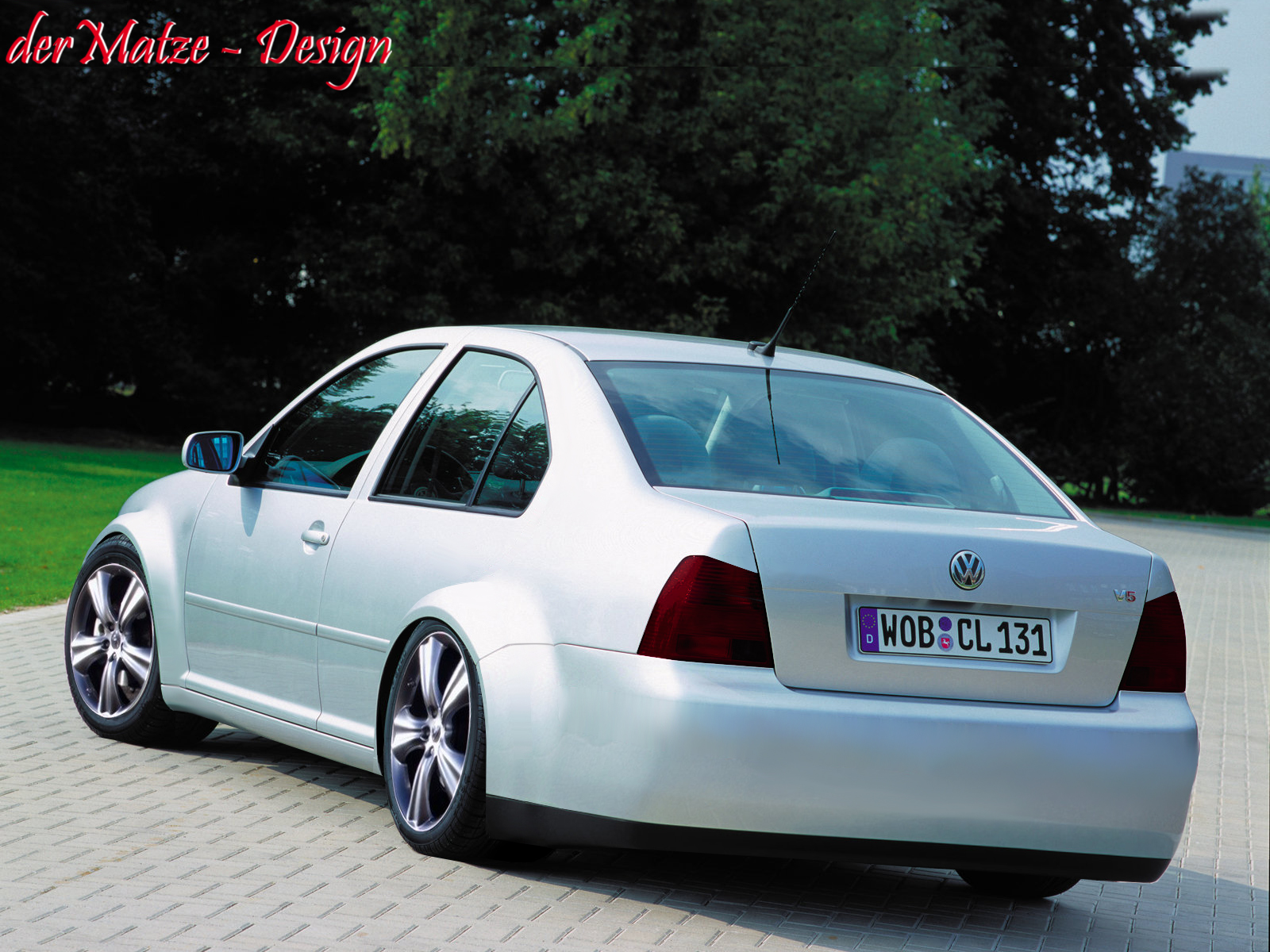 vw bora tuning
