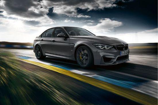 Erlkönige + Neuerscheinungen - BMW M3 CS: Limitierter Sportler