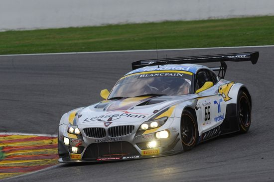 Motorsport - BMW Sports Trophy Team Marc VDS kämpft um Platz eins