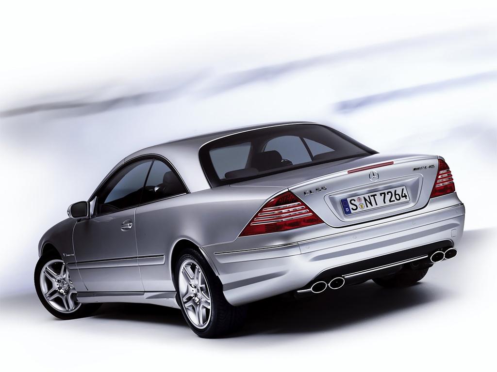 Fake mercedes benz cl deine automeile for Mercedes benz name