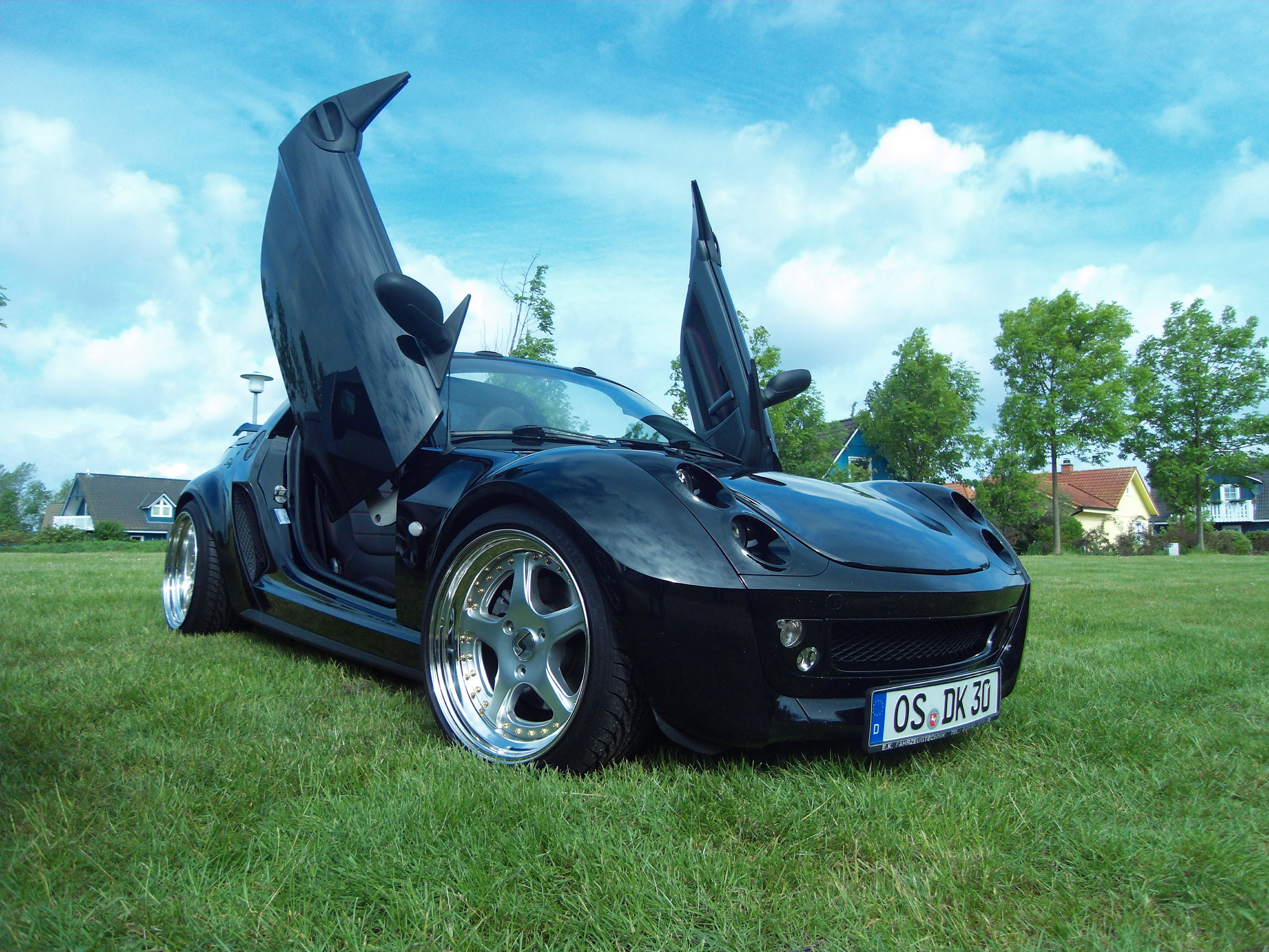auto mcc smart roadster jack black. Black Bedroom Furniture Sets. Home Design Ideas