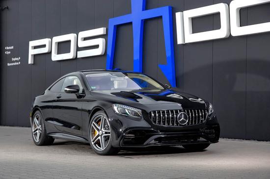 Tuning - POSAIDON S 63 RS 830+ (Basis Mercedes-AMG S 63 4MATIC+)