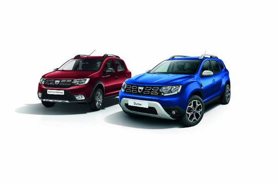 Erlkönige + Neuerscheinungen - Dacia feiert mit Sondermodellen Geburtstag