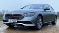 Fahrbericht - [ Video ] Verbrauch-Test: 100 km im Mercedes E 300 e