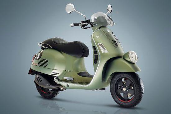 Motorrad - Sechs sells: die Vespa Sei Giorni