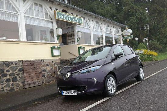 Elektro + Hybrid Antrieb - Renault Zoe: Leasing ab 99 Euro
