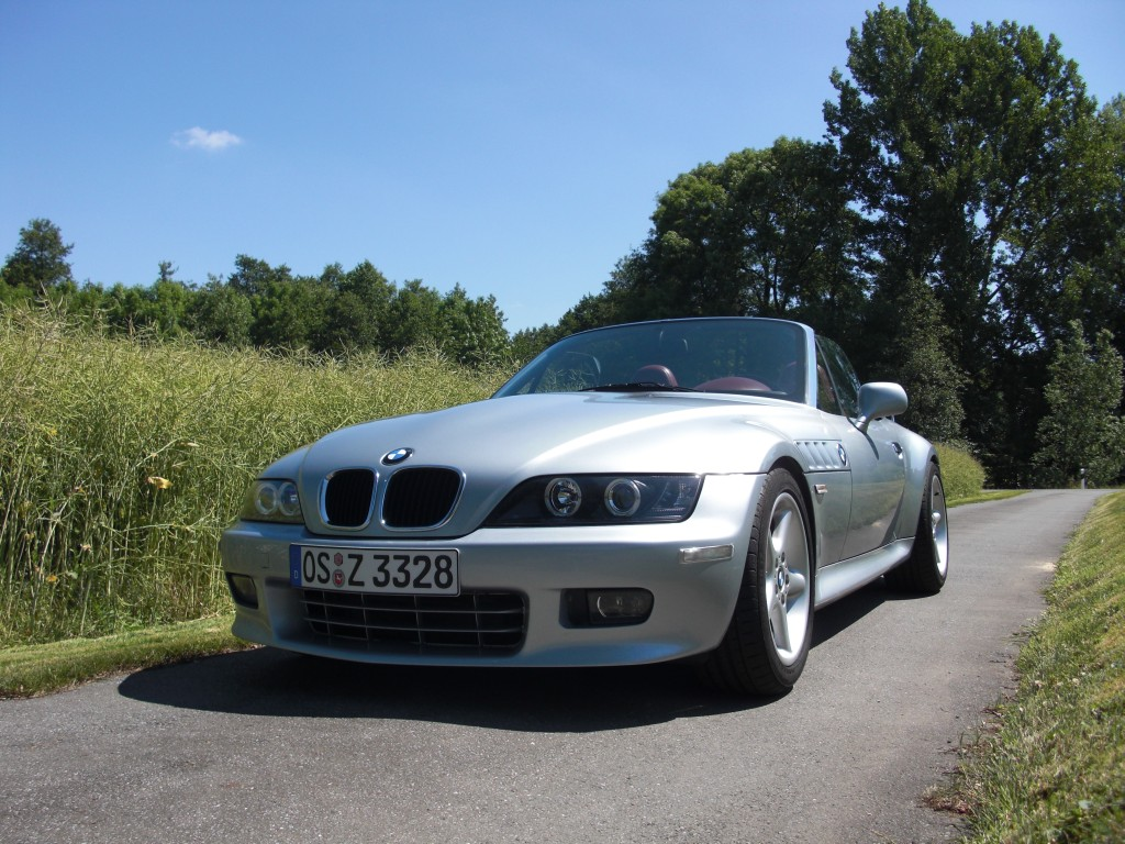 auto bmw z3 roadster 2 8 deine. Black Bedroom Furniture Sets. Home Design Ideas