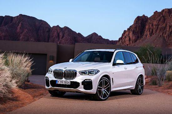 Elektro + Hybrid Antrieb - Hybrid-Diesel für BMW X5 und X6