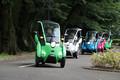 Elektro + Hybrid Antrieb - Testphase für Toyota i-Road geht in die nächste Runde