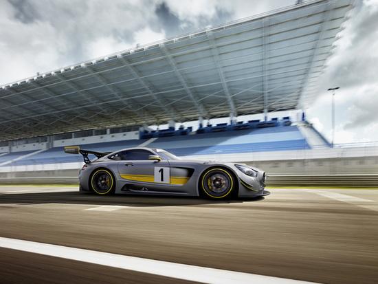 Tuning - Spektakulärer AMG Rennwagen feiert in Genf Weltpremiere