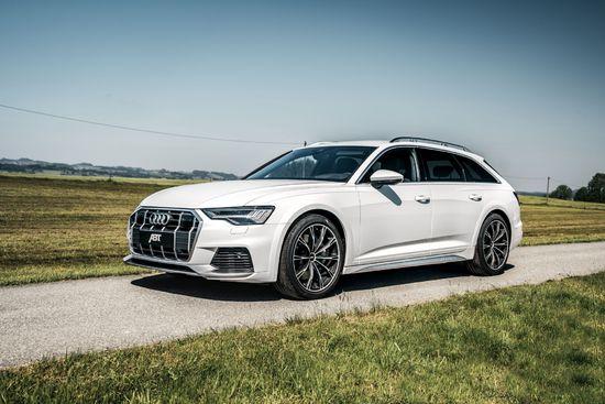 Name: Audi_A6_allroad_GR_20_mattblack_schraeg_vorne_1.jpg Größe: 1920x1281 Dateigröße: 469370 Bytes