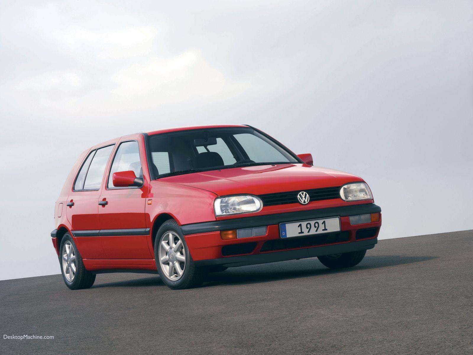 VW Golf 3(erstes richtiges