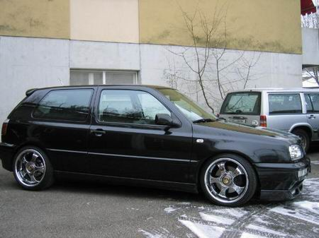 VW Golf III VR6 Kompressor