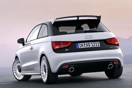 Name: Audi-A1-quattroHINTEN.jpg Größe: 560x373 Dateigröße: 32511 Bytes