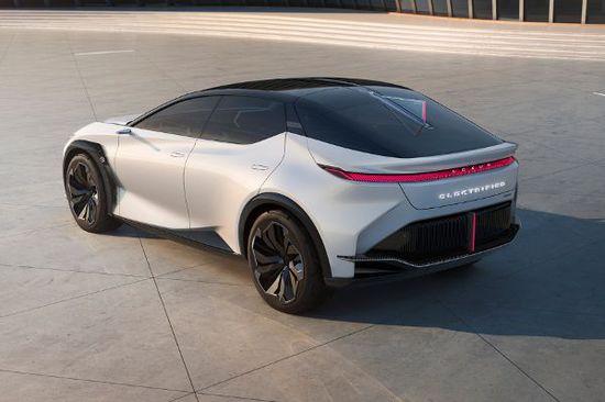 Erlkönige + Neuerscheinungen - Startschuss für die Lexus-Offensive
