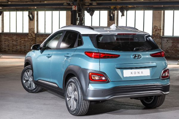 hyundai kona kompaktes elektro suv mit stil. Black Bedroom Furniture Sets. Home Design Ideas