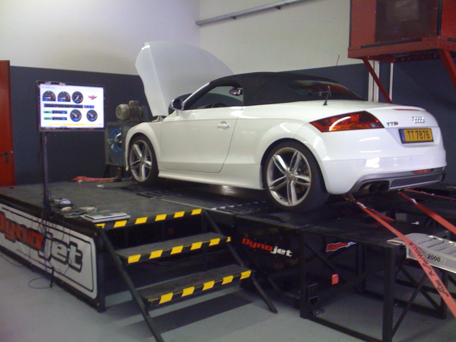 Auto Audi TT S pagenstecher Deine Automeile im Netz